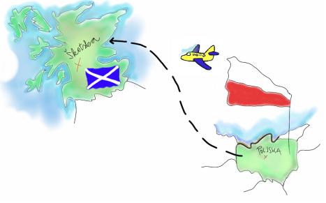 Poljska - Skotska